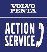 Volvo penta action service